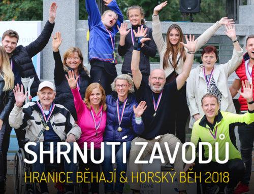 Běžecké závody v Hranicích zakončily svou krátkou historii opět rekordem v počtu účastníků