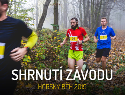 Shrnutí hranického Horského běhu 2019